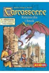 Carcassonne Księżniczka i Smok